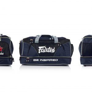 BAG2 Navy Fairtex Gym Bag