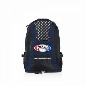 BAG4 Fairtex Backpack-Navy