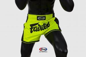 Fairtex - Lime Green Slim