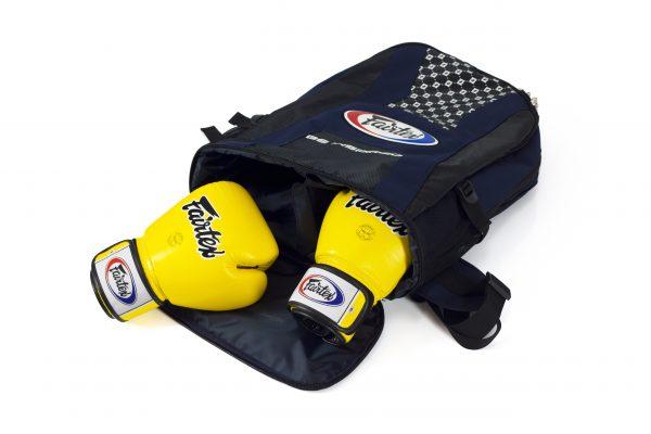 Fairtex Backpack-Navy