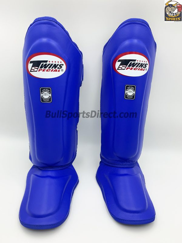 Twins Blue Shin Protection SGL-10