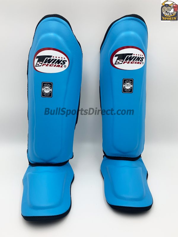 Twins Shin Pads SGL-10 Blue