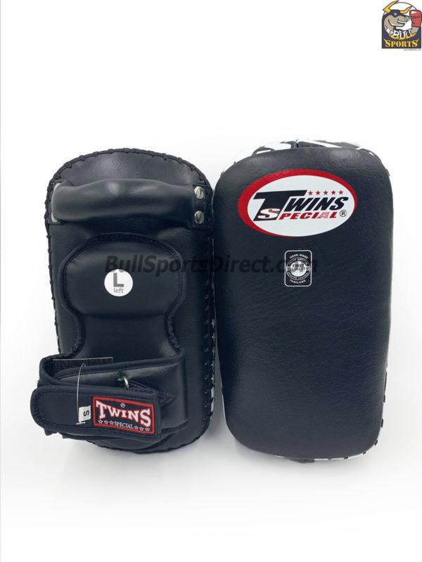 Twins-KPL-12 Deluxe Kicking Pads Black