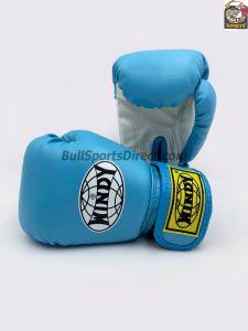 Windy Muay Thai Light Blue Boxing Gloves