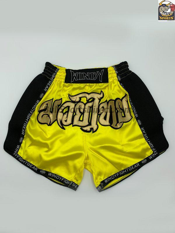 Windy-Shorts-Yellow