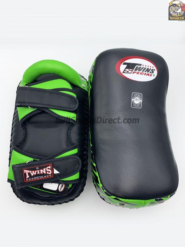 Twins-KPL12 Kicking Pads-Black Green