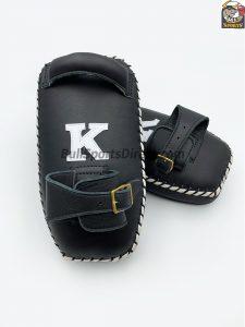 K-Kick Pads-Single Strap-Black
