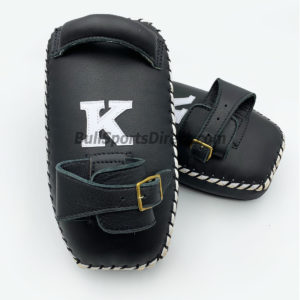 K-Kick Pads-Single Strap-Black