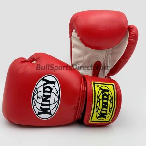 Windy Muay Thai Red Boxing Gloves