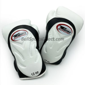 Twins Sparring Gloves BGVL6-Black White