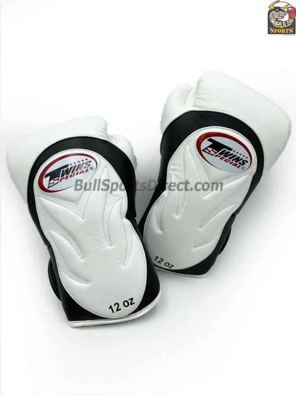Twins Sparring Gloves BGVL6-Black White