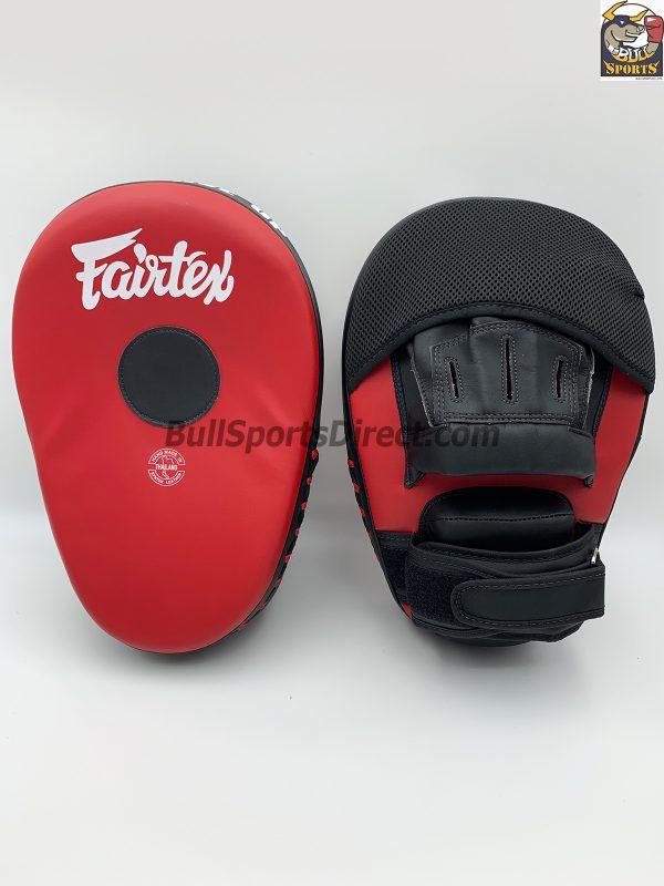 Fairtex FMV13 Red/Black