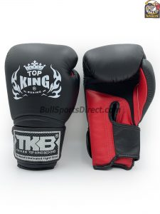 Top King Boxing Air Black and Red