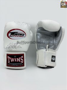Twins FBGV-6-Dragon Body White Silver