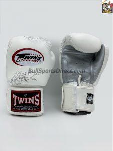 Twins FBGV-6-Dragon Body White Silver