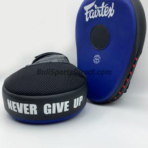 Fairtex FMV13 Blue/Black Focus Mitts