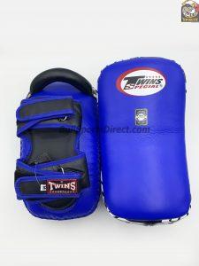 Twins-KPL-12 Kicking Pads Black Blue