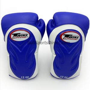 Twins Special BGVL 6 Boxing Gloves BGVL-6 White Blue