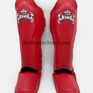 The best Pro Muay Thai shin pads Top King
