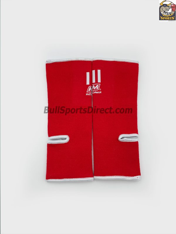 Nationman Ankle Protection-Red