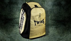 Twins BAG5 Convertible Backpack Gold
