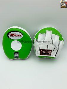 Twins-PML-13 Punching Mitts-Green/White