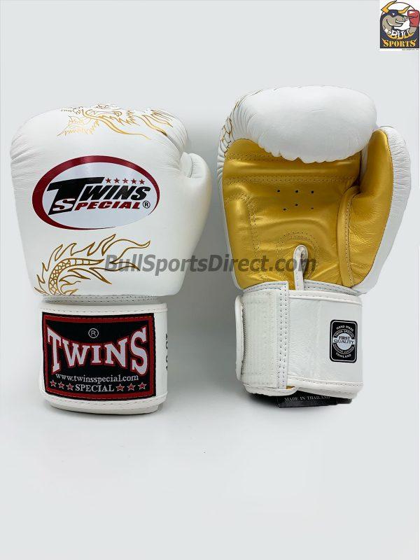 Twins Boxing Gloves-FBGV-6-Dragon Body