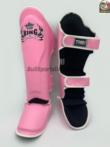 Top King Pro Muay Thai shin pads