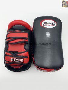 Twins-KPL12 Black Red Kicking Pads