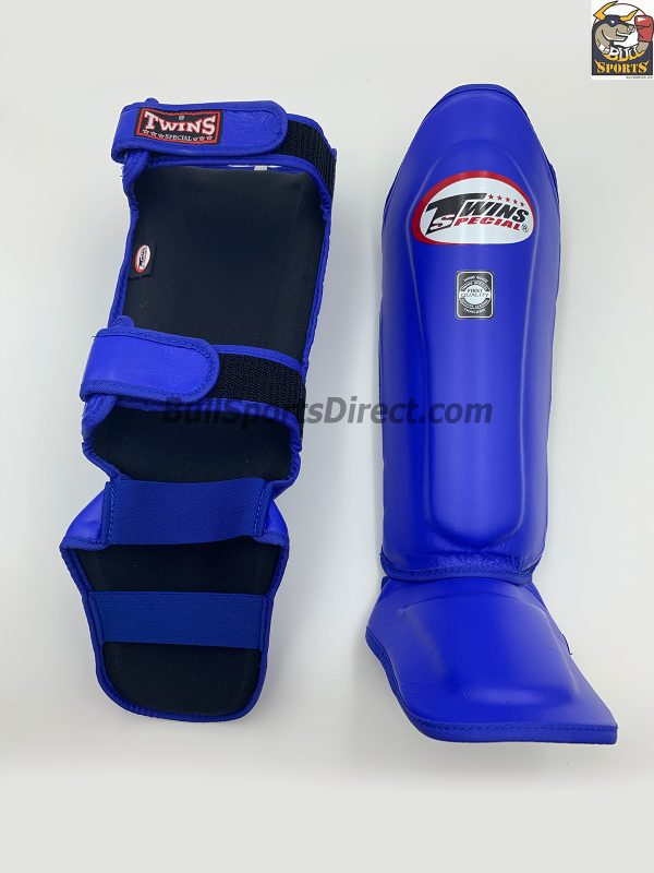 Twins Shin Protection SGL-10 Blue