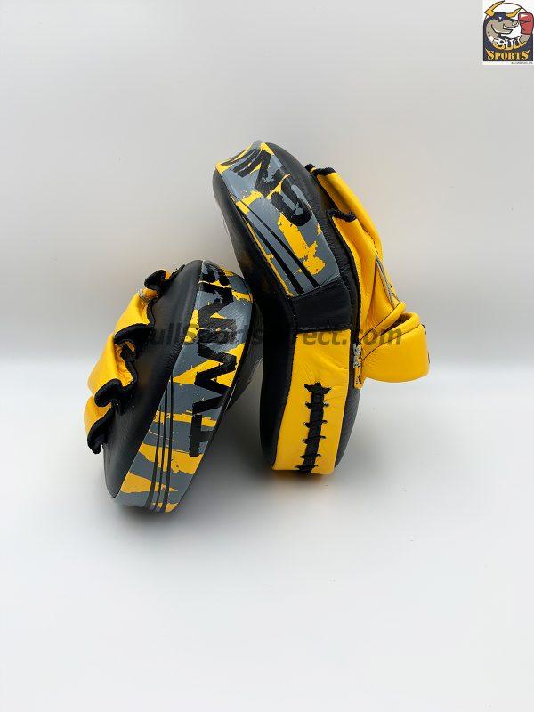 Twins-PML10 Punching Pads-Black/Yellow