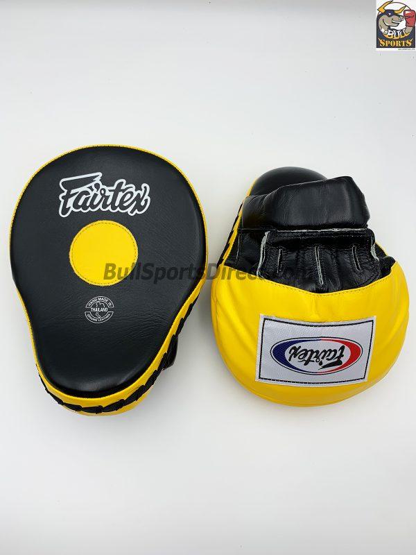 Fairtex FMV9 Black/Yellow