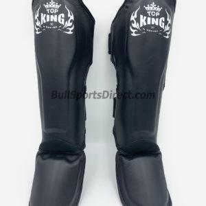 Top King shin pads Pro Muay Thai pro use