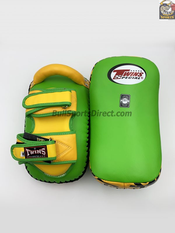Twins-KPL-12 Green Yellow