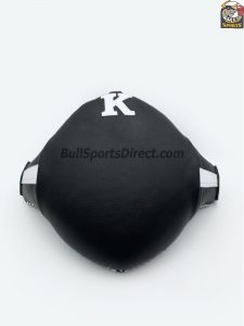K Brand Belly Pad-Large Black
