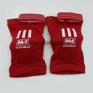 Nationman Elastic Elbow Protection-Red