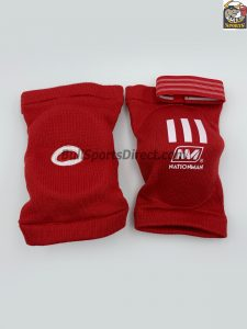 Nationman Red Elastic Elbow Protection
