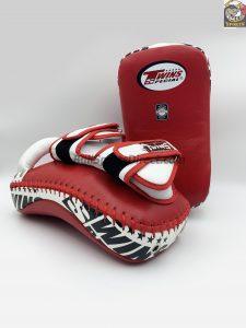 wins-KPL-12 Kicking Pads Red White