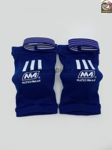 Nationman Elastic Elbow Protection-Blue