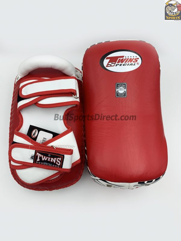 KPL-12 Deluxe Kicking Pads Red White