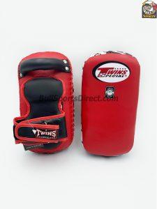 Twins-KPL-12 Black Red Kicking Pads