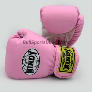 Windy Boxing Gloves BGVH+K Pink
