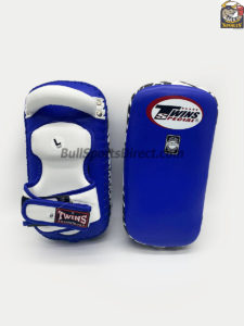 Twins-KPL-12 Deluxe Kicking Pads Blue White
