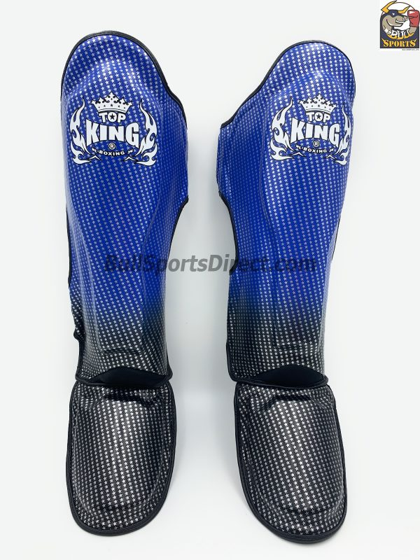 Pro Muay Thai shin pads Top King super star