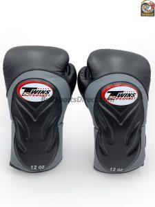 Twins BGVL-6 Grey Black Gloves