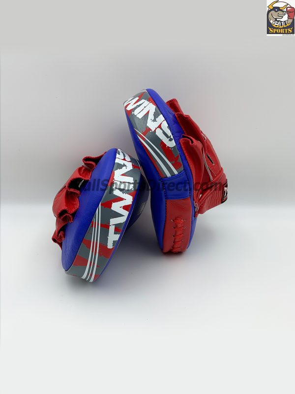 Twins-PML10 Punching Pads-Blue/Red