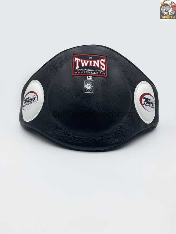 Twins Belly Protector Pads Black