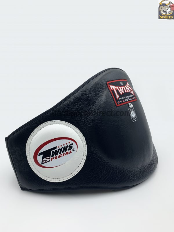 Twins Belly Protector with Velcro Black