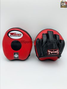 Twins-PML-13 Punching Mitts-Red/Black