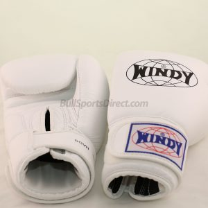 Windy Muay Thai Boxing Gloves White BGVH